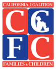 california coalition for families and children, support the amicus brief